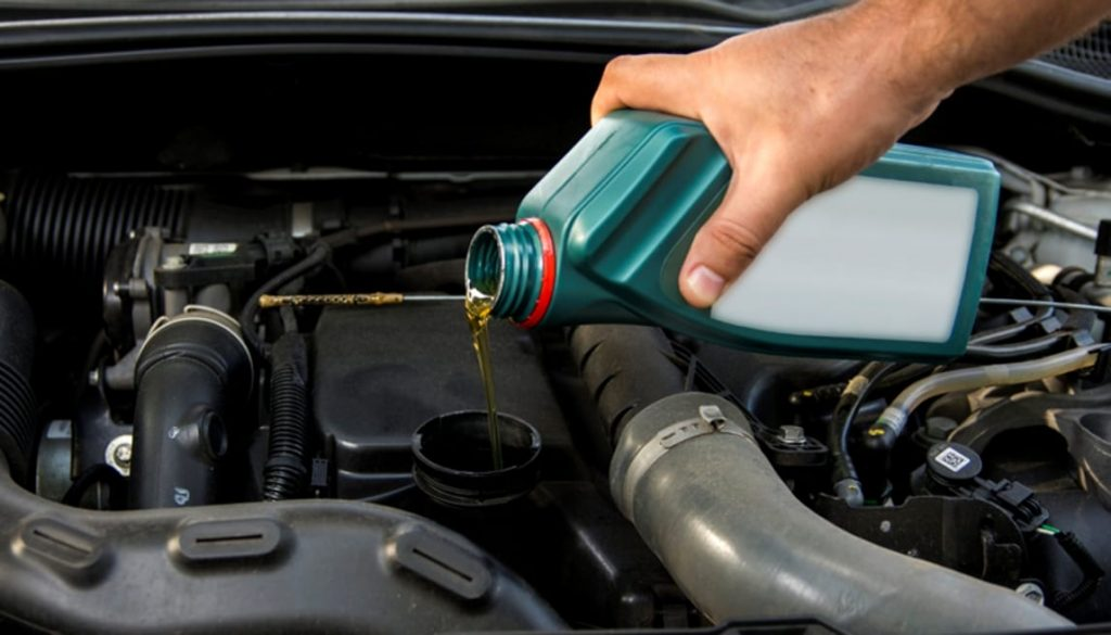 Cada cuánto se cambia el aceite del coche