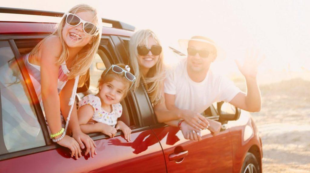 Tips para viajar en coche por carretera