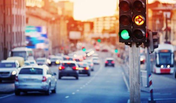 respeta las señales de tránsito